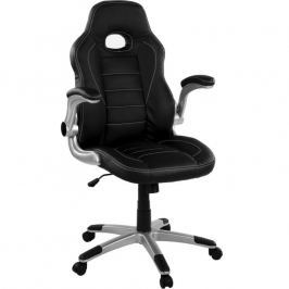 RACEMASTER® GT Series One 38739 Kancelářská židle černá / černá