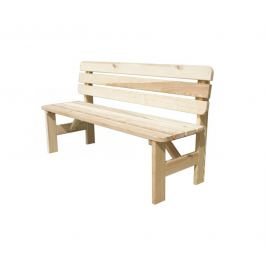 Tradgard VIKING 35266 Dřevěná lavice - 200CM