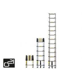 G21 GA-TZ11-3,2M Teleskopický žebřík hliníkový