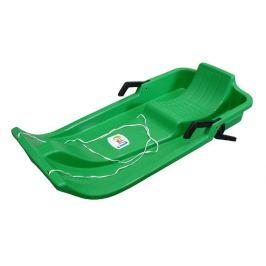CorbySport UFO 28334 Dětské boby  - zelené