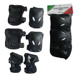 CorbySport 4623 Sada chráničů  na kolečkové brusle - kvalitní - vel. L