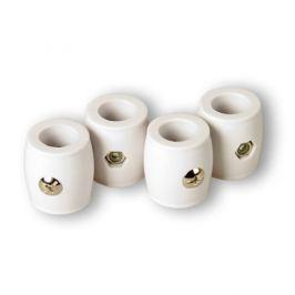 TUNIRO 1604 4 kusy dorazových kroužků na tyč brankáře, 15,9 mm