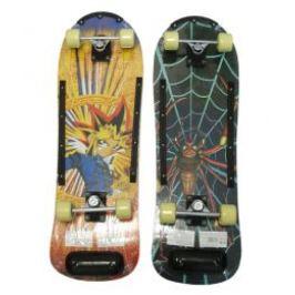 CorbySport 5726 Skateboard barevný dřevěná deska