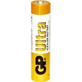 GP Ultra Alkaline Baterie mikrotužka 1,5V, LR03 AAA, 1 ks