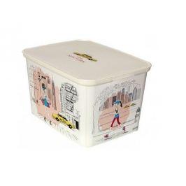 CURVER DECO Miss New York 32334 Úložný box - L