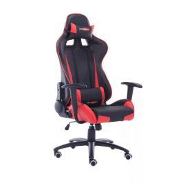 WolgaWave KANSAS 39147 Kanclářská židle - křeslo - červená