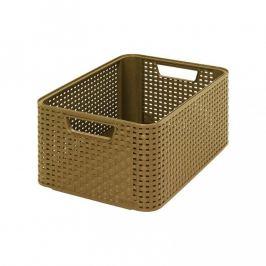 CURVER STYLE BOX 32298  úložný - M- kávový