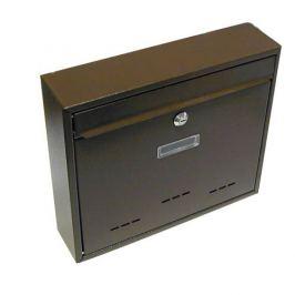 G21 RADIM Schránka poštovní velká 310x360x90mm hnědá