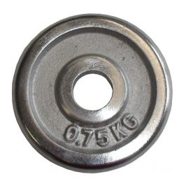 Acra chrom 0,75kg - 30mm Závaží k Činkám