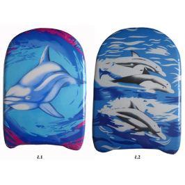 CorbySport 5483 Plavecká deska plastová 43 x 27 cm Plavecké desky