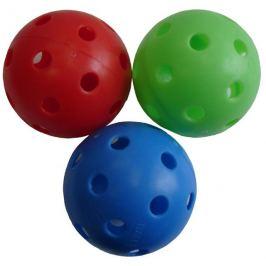 CorbySport 5103 Florbalový míček necertifikovaný barevný