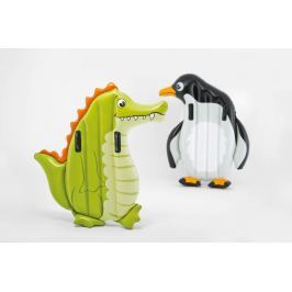 Marimex Lehátko nafukovací zvířátko krokodýl/tučňák