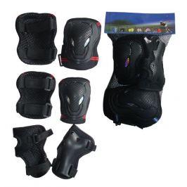 CorbySport 4626 Sada chráničů na kolečkové brusle - vel. XL
