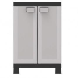 KIS LOGICO LOW 54610 Plastová skříň - 97 x 65 x 45 cm