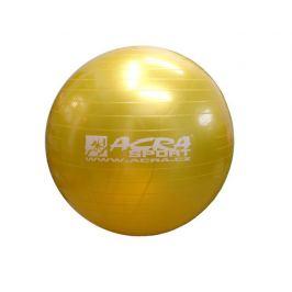 CorbySport 39984 Gymnastický míč 650 mm žlutý Gymnastické míče