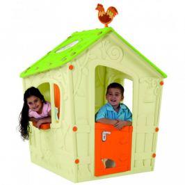 Keter MAGIC PLAY HOUSE domeček béžový Prolézačky
