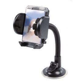 basicXL Držák telefonu univerzální do automobilu, krk 18 cm
