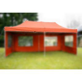 Garthen 6157 Střecha k zahradnímu stanu - 3x6m - terakota