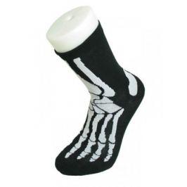 Bláznivé ponožky - kostra