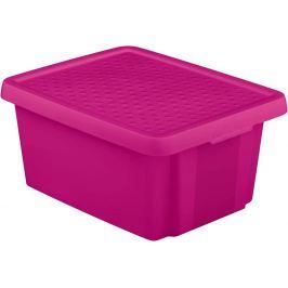 CURVER Úložný  box s víkem 20L - fialový Úložné boxy