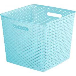 CURVER MY STYLE SQR  Úložný box - modrý