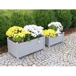 Tradgard 40985 Set obdélníkových květináčů - 2 ks