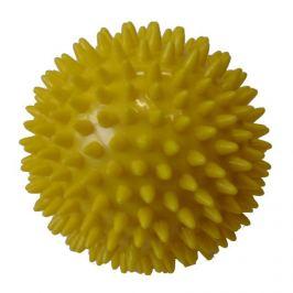 CorbySport 40558 Míček masážní průměr 7,5 cm žlutý