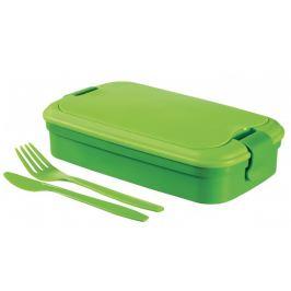 CURVER LUNCH & GO 34812 Svačinový box - zelený