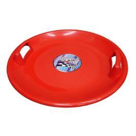 CorbySport Superstar 28310 Plastový talíř - červený