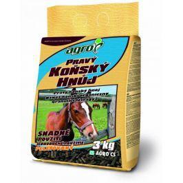 Hnojivo Agro  Pravý koňský hnůj 3 kg