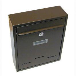 G21 RADIM Schránka poštovní malá 310x260x90mm hnědá