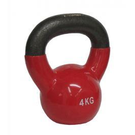 CorbySport Kettlebelll 4775 Činka vinyl 4 kg