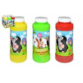 Krtek Bublifuk maxi 12plast - 3 barvy Dekorace do dětských pokojů