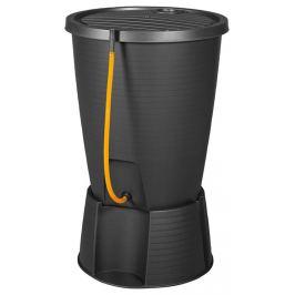 ALLIBERT Indigo Water sud na dešťovou vodu 200 L antracit Kompostéry