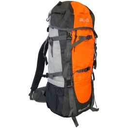 ACRA BA/85 Batoh oranžovo-šedý 85l Batohy