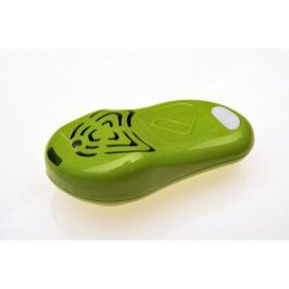 Ultrazvukový repelent TickLess Human proti klíšťatům, zelený