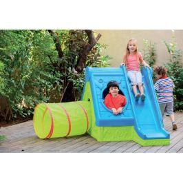 Keter FUNTIVITY PLAY HOUSE 38842 Dětský hrací dům - Zelený