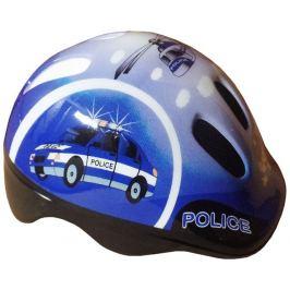 Brother 6498 Cyklistická dětská helma modrá velikost XS (44/48 cm) 2017 Cyklistické helmy