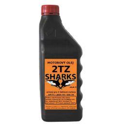 Sharks 2TZ motorový olej