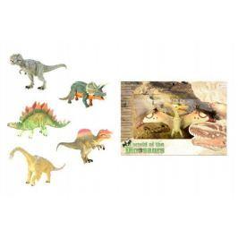 Teddies 50302 Dinosaurus plast 20cm - 6 druhů