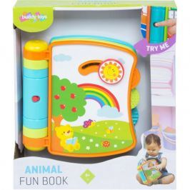 Hračka Buddy toys BBT 3020 knížka se zvuky