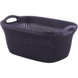 CURVER 41083  Koš na čisté prádlo 40L - fialový