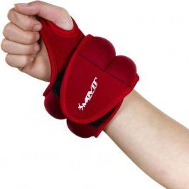 Movit 33072 Neoprenová kondiční zátěž 0,5 kg, červená