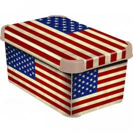 CURVER USA Úložný box - S Úložné boxy