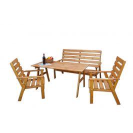 Tradgard SYLVA 30162 Zahradní dřevěná souprava