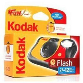 Kodak SUC Fun Flash 27+12exp Fotoaparát