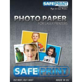 Safeprint Papír foto pro laserové tiskárny A4 lesklý, 135 g/m2, 10ks