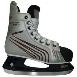 CorbySport 5180 Hokejové brusle - rekreační kategorie, vel. 35 Zimní brusle