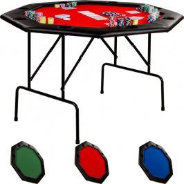Garthen 57304 Pokerový stůl - červený