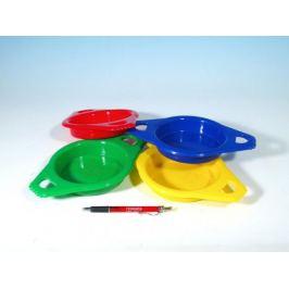 Teddies Sítko plast 15cm asst 4 barvy 12m+ Pískoviště